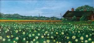 Blooming Bridgehampton