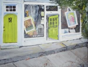 Romany Kramoris Gallery