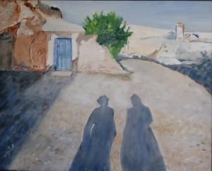 Shadows in Tunisia