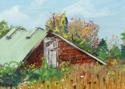 Wainscott Barn