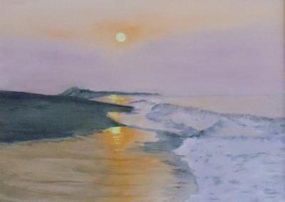 Daybreak in Wainscott