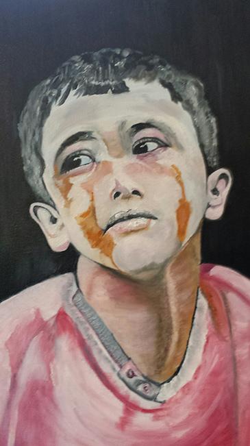 Syrian Triptych